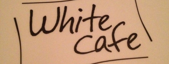 White Cafe is one of Moscow TOP places.