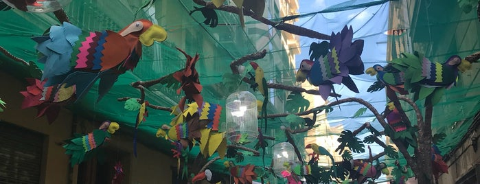 Festas De Gracia 2014 is one of Barcelona -: Places Worth Going To!.