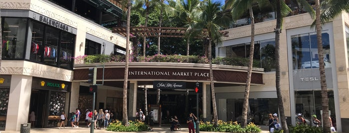 International Market Place is one of Honolulu, HI.