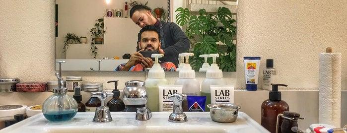 The Barber Paradox is one of สถานที่ที่ David ถูกใจ.