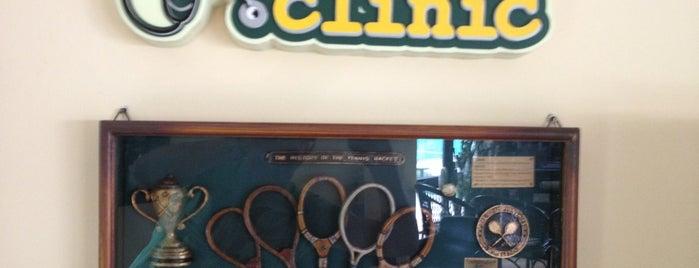 Tennis Clinic is one of Ankara.