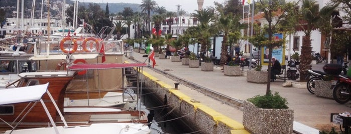 Milta Bodrum Marina is one of Bodrum - List -.