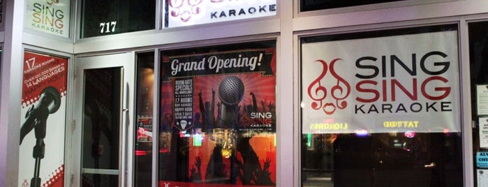 Sing Sing Karaoke - Miami Beach is one of Miami.
