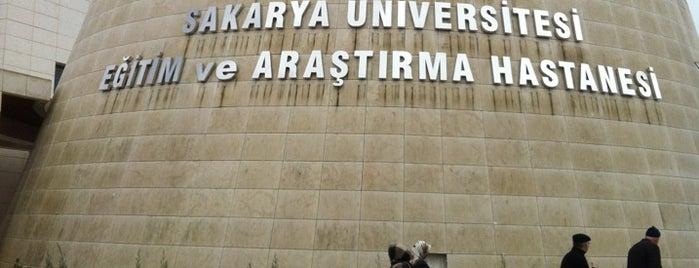Sakarya Eğitim ve Araştırma Hastanesi is one of 2017.