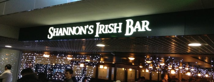 Shannon's Irish Bar is one of Polly 님이 좋아한 장소.