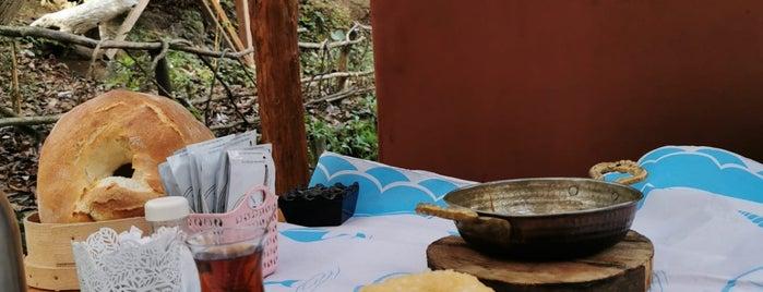 Başka Bir Dünya Kahvaltı Evi is one of Posti salvati di 🦉Gezen Anne.