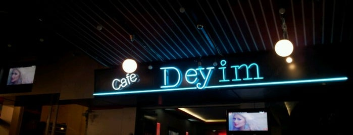 Cafe Deyim is one of izmir.