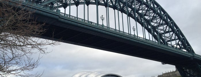 Tyne Bridge is one of Lieux qui ont plu à Carl.