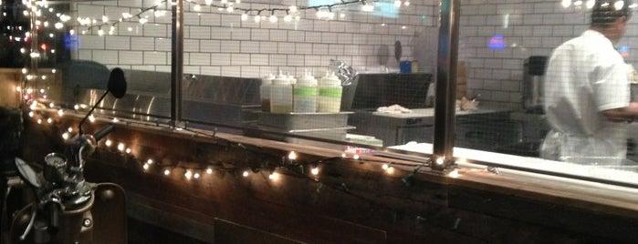 Gaucho Chicken Cafe is one of Lugares guardados de kris.