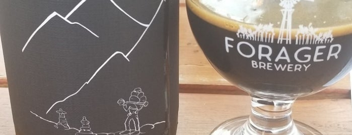 Forager Brewing Company is one of Breweries 🍺.