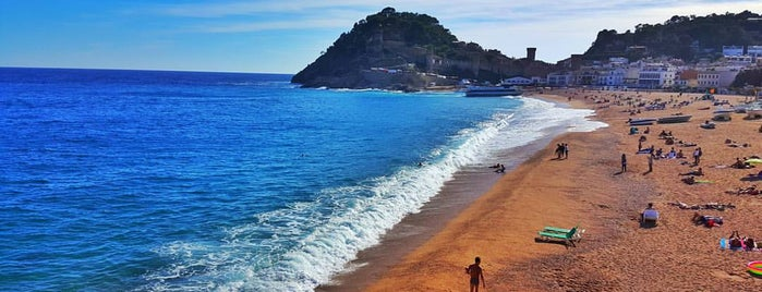 Tossa de Mar is one of Municipis catalans visitats.