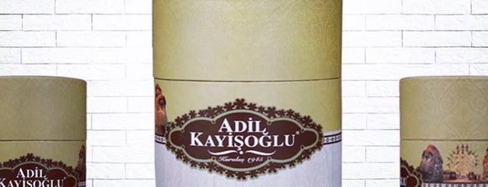 Adil Kayişoğlu is one of Mehmet sercan : понравившиеся места.