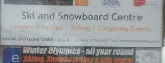 Ski Rossendale is one of Category Ticking.