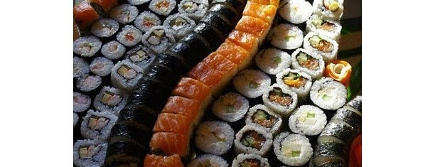 Akinai Sushi is one of Fláviaさんのお気に入りスポット.