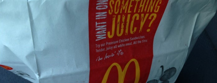 McDonald's is one of Tempat yang Disukai Lindsaye.
