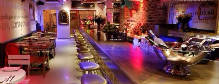 Torro Tapas Lounge is one of Bar.
