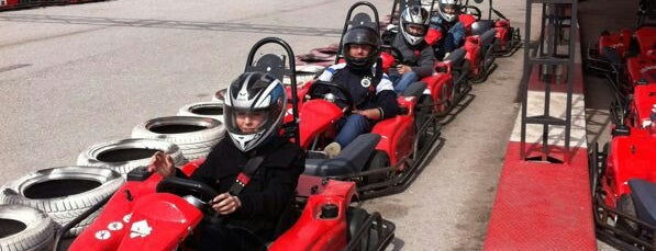 Aries Arena Karting is one of Ankara.