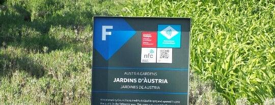 Jardins d'Àustria is one of Barcelona-To-Do List.