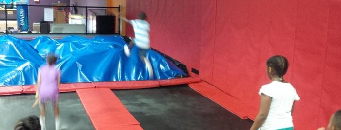 Altitude Trampoline Park is one of Billさんのお気に入りスポット.