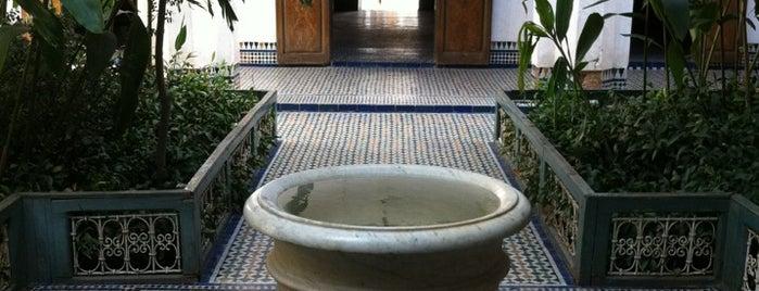 Palais Bahia is one of RAK × Best Of.
