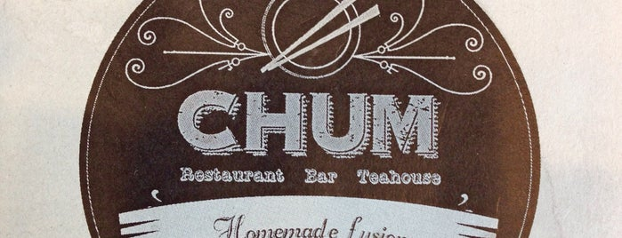 Chum&Friends is one of Posti salvati di Stil in Berlin.