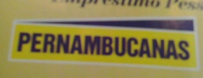 Pernambucanas is one of My list.
