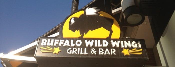 Buffalo Wild Wings is one of Posti che sono piaciuti a Marco.