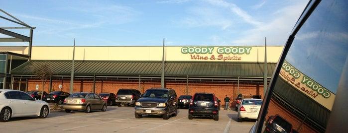 Goody Goody Liquor is one of Dfw.