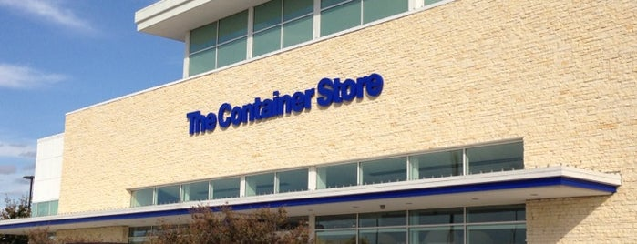 The Container Store is one of Tryout these places ....