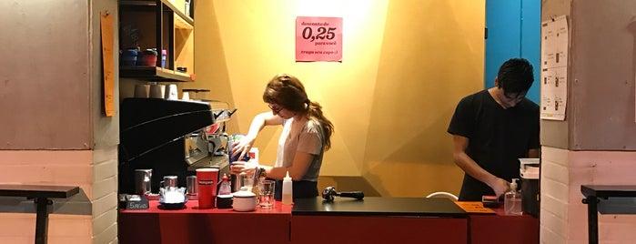 Supernova Coffee To Go is one of Cafés e Padarias-CWB.