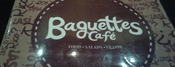 Baguettes Café is one of Beto'nun Beğendiği Mekanlar.