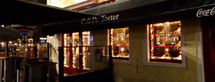 Café De Toeter is one of Misset Horeca Aanraders 2012.