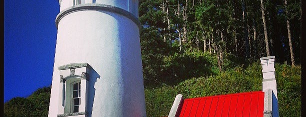 Heceta Lighthouse Bed & Breakfast is one of Oregon - The Beaver State (1/2).