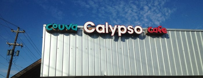 Calypso Cafe is one of Nashville.