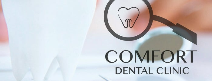 Comfort Dental Medic is one of Posti che sono piaciuti a Karen M..
