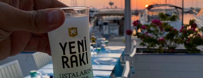 Ayvalık Balıkçısı is one of Aydın.