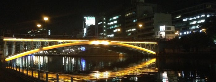 天神橋 is one of 日本夜景遺産.