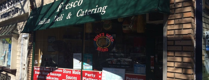 Fresco Italian Deli and Catering is one of Someday when traveling.