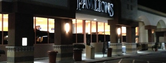 Pavilions is one of Lugares favoritos de Steve.
