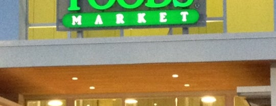 Whole Foods Market is one of Local stuff.