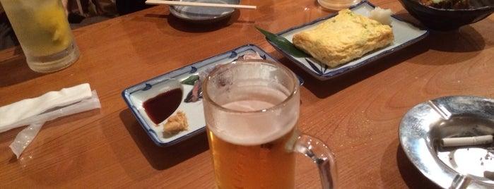 居酒屋 ニュー大文字 is one of Yuki's Liked Places.