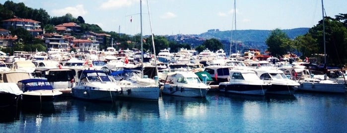 İstinye Marina is one of istanbul.