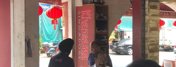 Khansama Tandoori Restaurant is one of Singapore.