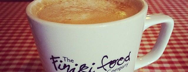 The Finiki Food Company is one of Coffee shops.