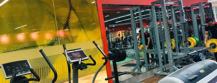 Fitness First Platinum is one of Tempat yang Disukai Yasmin.
