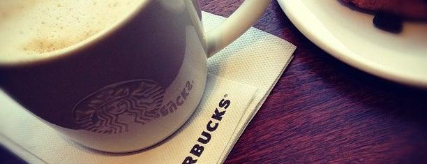 Starbucks is one of Lugares favoritos de Susan.