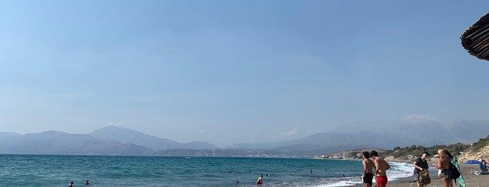 Komos Beach is one of Posti che sono piaciuti a Christoph.