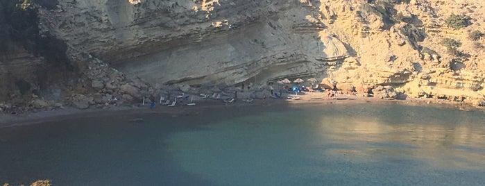 Agios Theodoros Beach is one of G&S Karpathos.