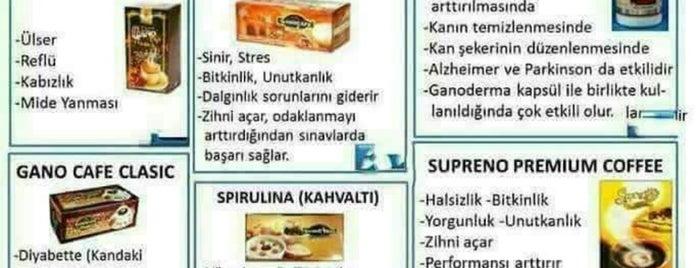EFE OPTİK( Merkez) is one of Özdenur'un Beğendiği Mekanlar.
