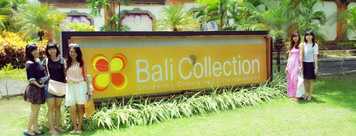 Bali Collection Shopping Mall is one of Posti che sono piaciuti a Edje.